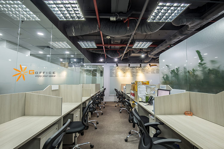 Coworking space in hcm tại G-Office - ảnh 2